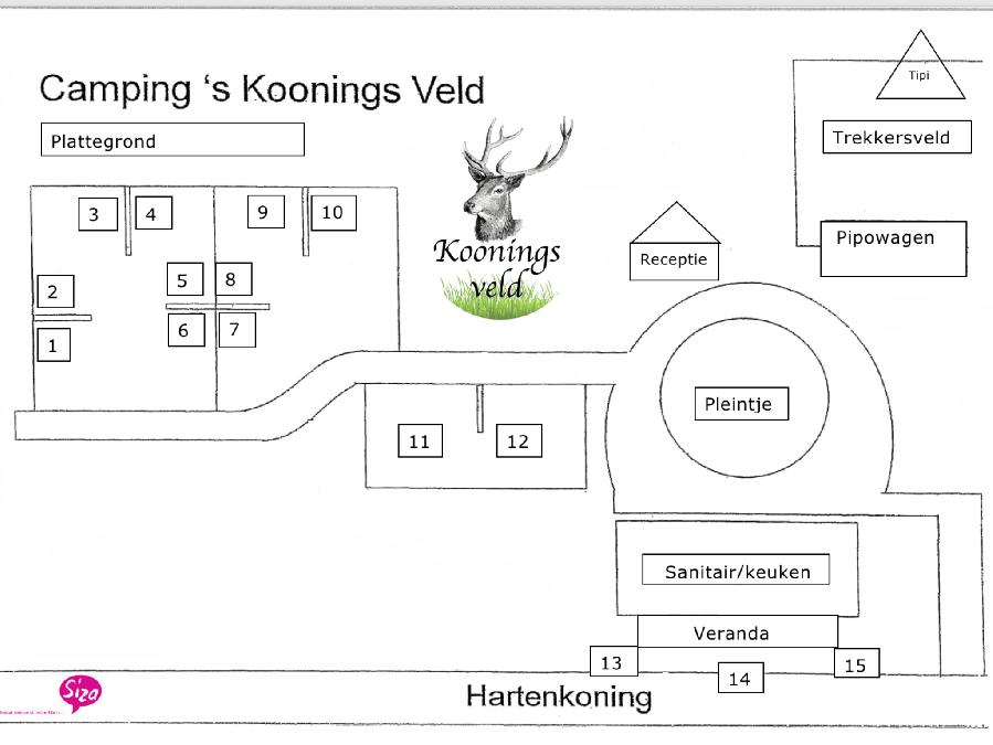 Minicamping Koonings Veld
